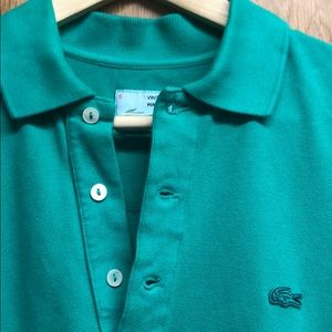 Lacoste Shirts - Lacoste Vintage Washed Polo 👕